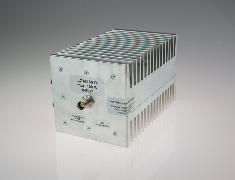High frequency absorber - BKT control technology , high-frequency